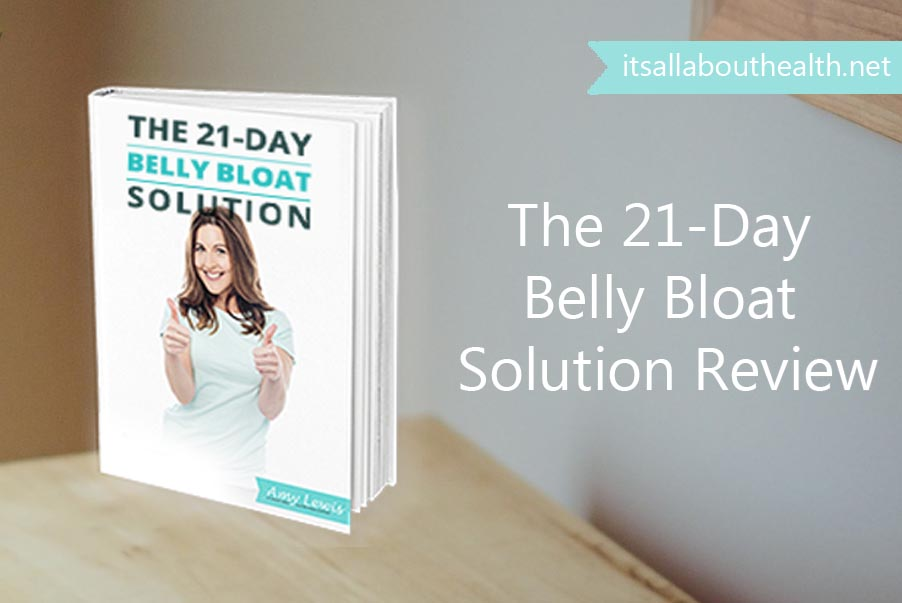 The 21-Day Belly Bloat Solution
