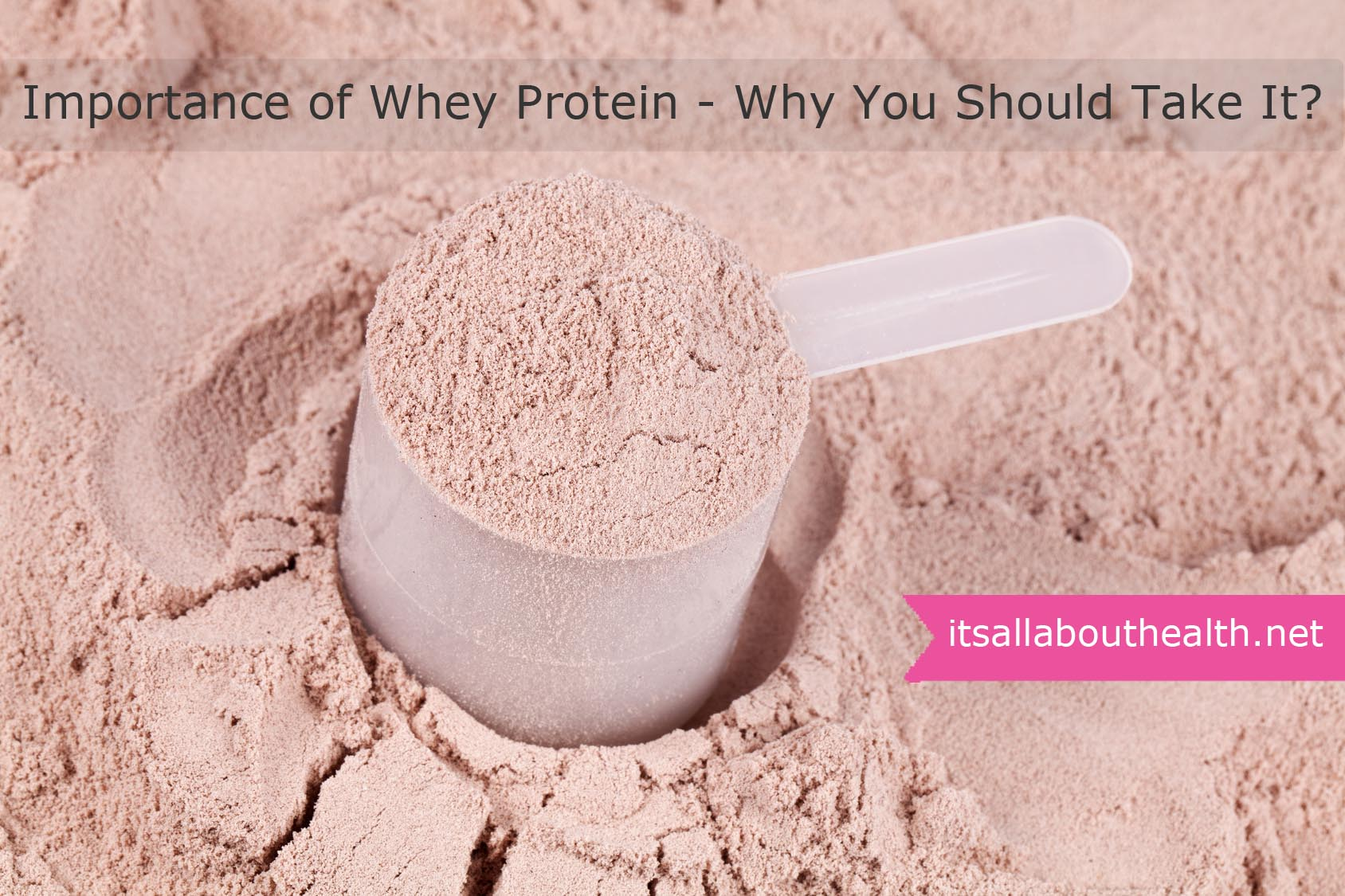 Importance of Whey Protein